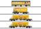 Märklin 49969 *MHI/Wagen-Set Bahnbau Gruppe (4 Wagen)