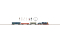 Märklin 81845 Christmas Starter Set. Freight Train with an Oval of Track and the