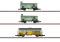 Märklin 86603 Staufen-Bräu Freight Car Set