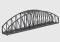 Märklin 8975 Arched Bridge.
