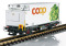 LGB 45899 Containerwagen Coop RhB  Ep. VI