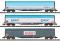 Märklin T15375 Güterwagen-Set Rils der SNCF