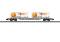 Märklin T15469 Containertragwagen Lebensmitteltransport
