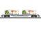 Märklin T15470 Container wagon food transport