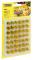 Noch 07036 Grasbüschel blühend, gelb 6mm, gelb veredelt, 42 Stück