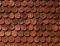 Noch 67700 Dachplatte Biberschwanz, 39 x 29 cm