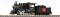 Piko 30102 G-US Dampflok 0-6-0 CN 7439 mit Sound&Dampf