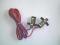 Piko 35270 Anschlussklemmen mit Kabel (1 Paar)