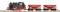 Piko 37100 G-Start-Set Güterzug BR 80 + 2 Schüttgutwagen (Achtung: Sperrgut)