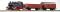 Piko 37120 G-Start-Set Güterzug BR 80 + zwei Güterwg. + Sound und Dampf DB III