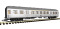 Piko 37621 G-Nahverkehrswagen ABnb 703 1/2.Klasse Silberling DB IV
