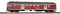 Piko 37628 G-Nahverkehrswg. Bnb 2. Klasse DB AG verkehrsrot VI