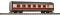 Piko 37642 G-Abteilwagen 901 TEE DB IV