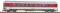 Piko 37663 G-Personenwg. Apmz 1. Kl. DB orientrot IV