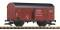 Piko 37925 G-Ged. Güterwagen Simson DR Ep. IV