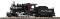 Piko 38220 G-Dampflok mit Tender Mogul D&RGW