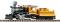 Piko 38225 G-US Dampflok Mogul mit Tend
