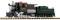 Piko 38242 G-Dampflok mit Tender PRR 2-6-0 Camelback, Sound