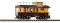 Piko 38640 G-Güterzugbegleitwagen UP m. Schlusslichtern