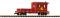 Piko 38706 G-Bauzugwagen SF