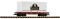 Piko 38718 G-Containerwagen SP