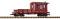 Piko 38730 G-Bauzugwagen UP