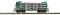 Piko 38739 G-Rungenwagen NYC mit Ladung