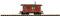 Piko 38862 G-Güterzugbegleitwagen SF