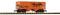 Piko 38869 G-Schüttgutwagen D&RGW geschlossen