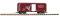 Piko 38872 G-Geschlossener Güterwagen SF