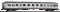 Piko 40641 *DB 1st/2nd Class Silberlinge Coach III