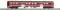 Piko 40692 N-Zwischenwagen 624 verkehrsrot DB AG V