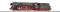 Piko 50407 ~BR 01.5 DR III, Öl, Boxpokräder + lastg.Dec.