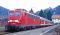 Piko 51518 Soundlok/ E-Lok BR 141 DB AG V, verkehrsrot