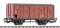 Piko 58762 Ged. Güterwagen Gklm PKP IV