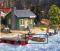 Piko 62283 1 Boot mit Ruder