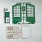 Piko 62800 G-Bauteile: Türen und Tore