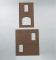 Piko 62810 G-Bauteile: US-Holzwände