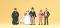 Preiser 10057 HO Brautpaar, ev. Geistlicher