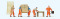 Preiser 10714 Sperrmüllentsorgung