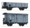 ROCO 34559 2pc.set: Boxcars
