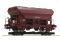 ROCO 34574 Roll wagon and            goods wagon