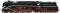 ROCO 36034 Dampflok 18 201 DR Snd. schw