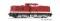 ROCO 36301 Diesellok BR 110, DR, Ep IV, Sound