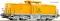 ROCO 36306 Diesellok 111 orange