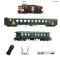 ROCO 51338 z21 digital set: Electric luggage railcar De 4/4