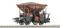 ROCO 56248 Talbot-Schotterwagen DRG