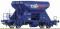 ROCO 67233 Schotterwagen Railpro, blau