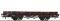 ROCO 67254 Rungenwagen DSB, braun