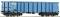 ROCO 67299 Offener Güterwagen 4a, blau